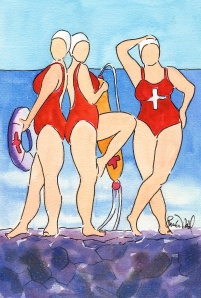 LifeGuardettes