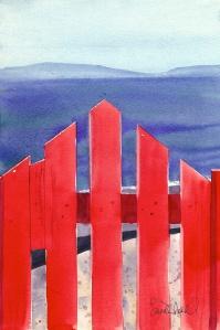 Red Gate, Santorini